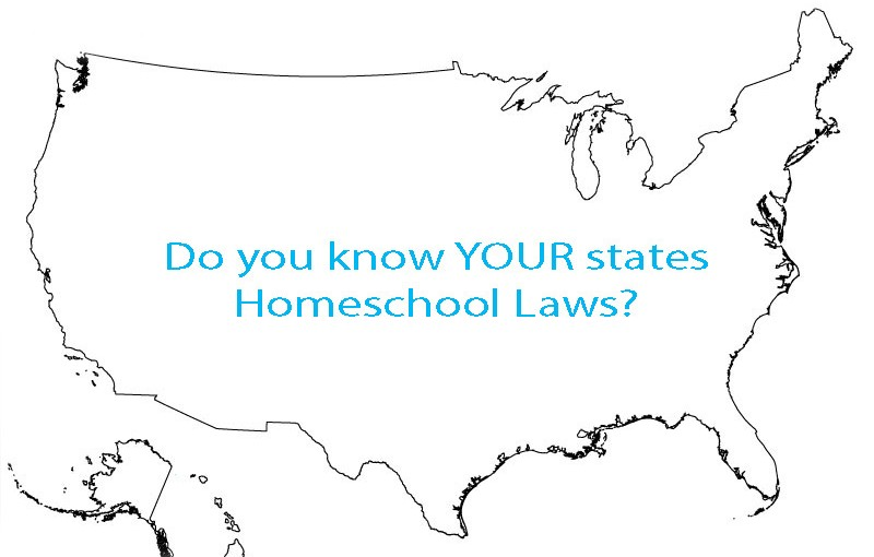 Homeschooling State Laws