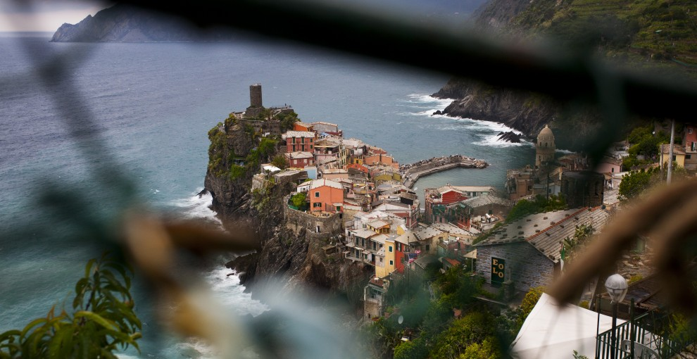 Tips for visiting Cinque Terre, Italy with kids!